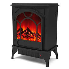 Electric Fireplace Stove Regal Aries Electric Fireplace Free Standing Portable Space