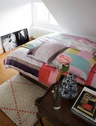 s u0026b colour block bedlinen set for 1 person for one 140 x 200