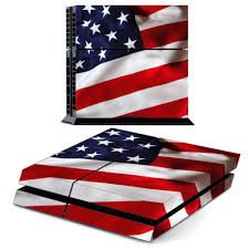 Free American Flag Stickers Usa American Flag Ps4 Vingl Skin Decal Sticker Cover For Sony