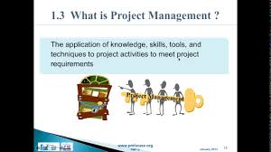 chapter 1 pmbok guide pmp youtube