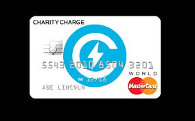 this new credit card lets you give to charitable causes with each swip
