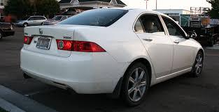 2005 Acura Tsx Information And Photos Momentcar