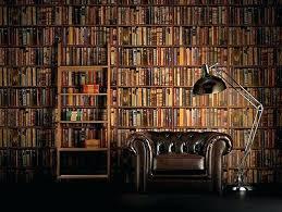 wallpaper that looks like bookshelves wall paper book bookshelves wallpaper uk unispa club