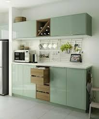 lacquered glass kitchen cabinets glass kitchen
