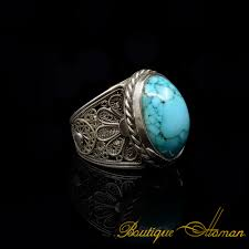 silver ring for men islam silver men rings and tasbeeh shop boutique ottoman men jewelry