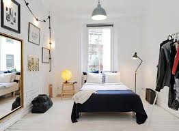 Small Bedroom Design 35 Inspiring Ideas To Make Your Small Bedroom Look Larger