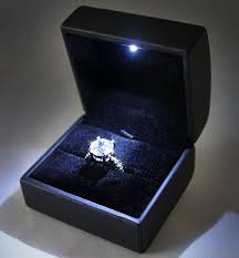 engagement ring boxes that light up light up ring box dream ring pinterest ring box and engagement