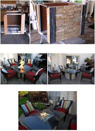 homemade fire pit table 30 brilliantly easy diy fire pits to enhance your outdoors diy