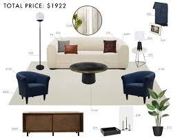 Italian Living Room Tables Budget Design Rooms Italian Modern Living Room Emily Henderson