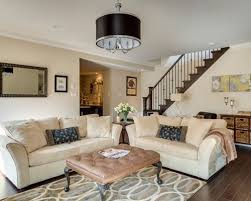 basement stairs in center of room houzz
