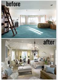 Before And After Living Rooms by Amazing Before And After Master Bedrooms By Candice Olson Now