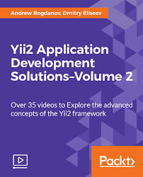 yii module layout problem yii2 application development solutions volume 2 video packt books