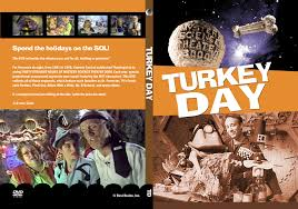 thanksgiving 1995 mst3k dvd covers by joshway