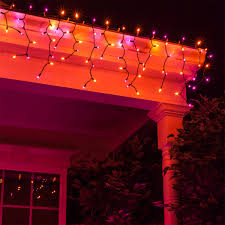 image gallery orange halloween lights