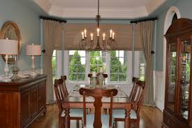 casual dining room curtain ideas decoration idea luxury luxury at