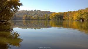 Ohio scenery images Crappie fishing scenery the views you see while crappie fishing jpg
