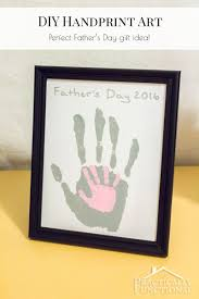 diy father u0027s day handprint craft