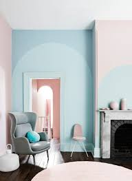 Dulux Natural White Bedroom According To Dulux The Future Is Pink And Green The Interiors