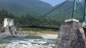 for to be 135 bridges to be built to ease traffic flow on chardham route