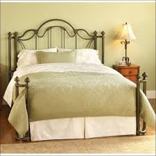 bedroom fabulous queen bed frame with storage wrought iron bed