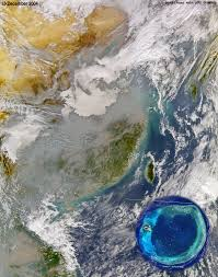 particle pollution in eastern china natural hazards