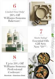 what time does home depot open on black friday 2016 williams sonoma black friday 2017 sale u0026 outlet deals blacker friday