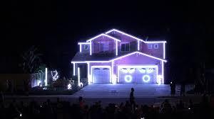 Black Halloween Lights Halloween Light Show House In Riverside Ca Black Eye Peas