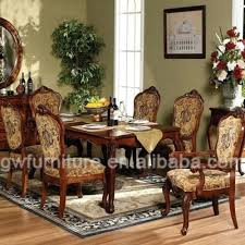 Mission Style Dining Room Sets by Dining Table Vintage Look Dining Room Chairs Full Bloom Cottage