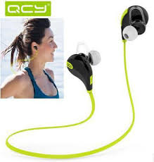 aliexpress qcy newest qcy qy7 bluetooth 4 1 fashion sport stereo earphone headphone