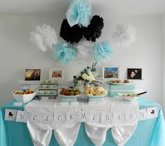 blue baby shower decorations baby blue baby shower baby shower ideas themes