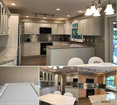 Kitchen Cabinets Richmond Bc Kitchen Cabinet Painting Painting Guy