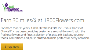 flowers coupon code eight tips for stacking 1 800 flowers frequent miler