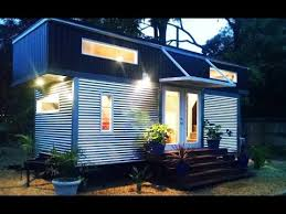 tiny modern house modern tiny house on wheels in orlando fl charming small house