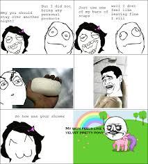 Funny Meme Rage Comics - im a pretty pony rage comics comic and troll face
