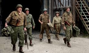 the monuments men movie review the oceans 12 of world war