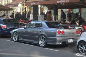 nissan skyline wheel size nissan skyline r34 sedan 8 november 2016 autogespot