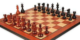 chess table deluxe old club staunton chess set in ebony u0026 african padauk with