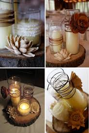 rustic center pieces diy rustic centerpieces the plunge project