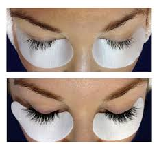 professional eyelash extension eyelash extensions at blue water spa raleigh carolina