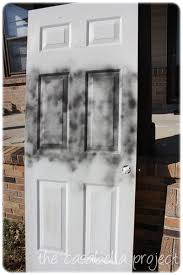 How To Paint An Exterior Door Don T On Quality Spray Paint Front Door Redo