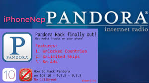 pandora unlimited skips no ads apk how to get pandora one premium unlimited skip no ads on ios 10