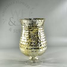 Footed Glass Vase Glass Mosaic Vase U2013 Carolinemeyersphotography Com