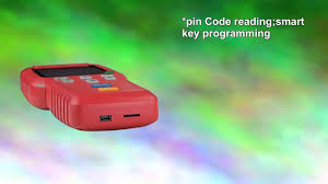original x100 pro auto key programmer youtube