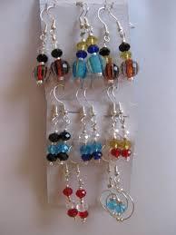 home made earrings earrings by speepberry on deviantart
