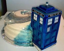 tardis cake topper tardis cake wedding topper doctor who birthday toppers image