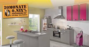sconto küche express küchen zweizeilige küche anthrazit pink sconto sb