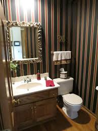 Pictures Of Small Powder Rooms Powder Room Perfection A Design Connection Inc Featured Project
