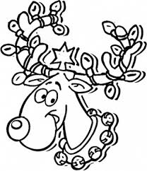 10 images christmas lights coloring pages free christmas