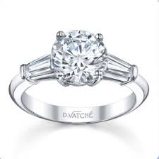 engagement rings with baguettes stunning engagement rings with baguette diamonds 30 on modern