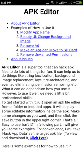 editor apk apk editor pro 1 8 20 free for android 2018 techsbuzz